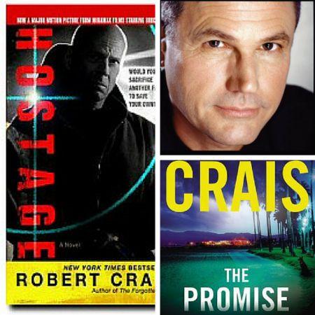 Tucson Festival Of Books Author Interview Robert Crais