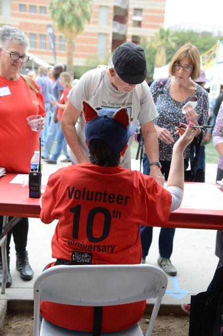 Festival Of Books 2020.Tucson Festival Of Books Volunteer For The 2020 Festival